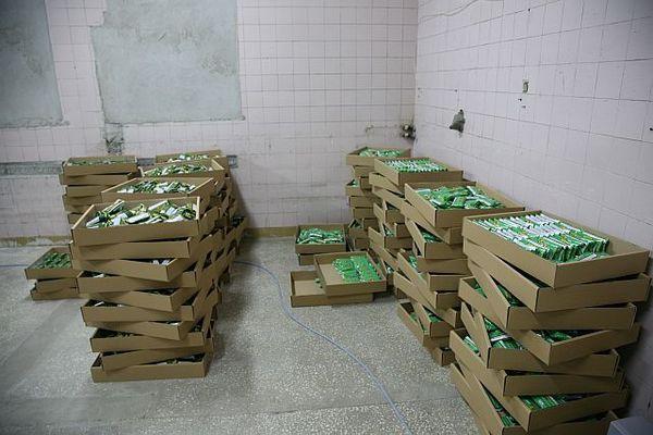 wyprodukowali 5 ton tytoniu  nielegalnie, zdjęcie 3/9