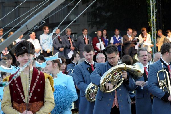 oby spotkania orkiestr detych alte kameraden byl, zdjęcie 2/10