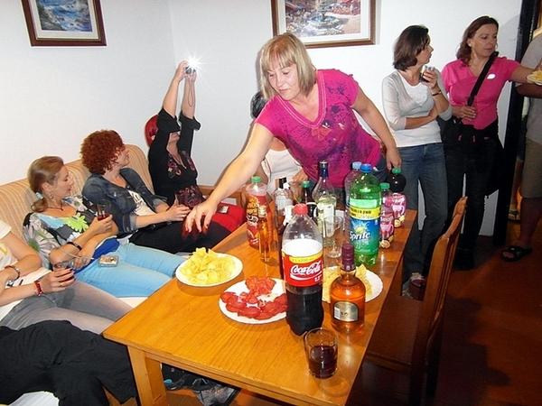 matura w gorzowie spotkanie na majorce , zdjęcie 7/13