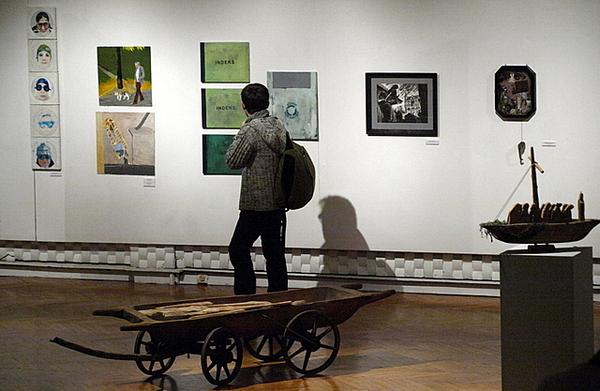 co slychac czyli  salon jesienny 2012, zdjęcie 4/4