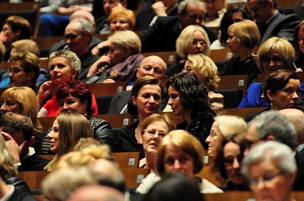 krzysztof penderecki wystapil w filharmonii gorz, zdjęcie 1/4
