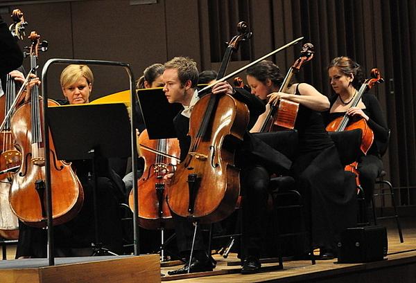 krzysztof penderecki wystapil w filharmonii gorz, zdjęcie 2/4
