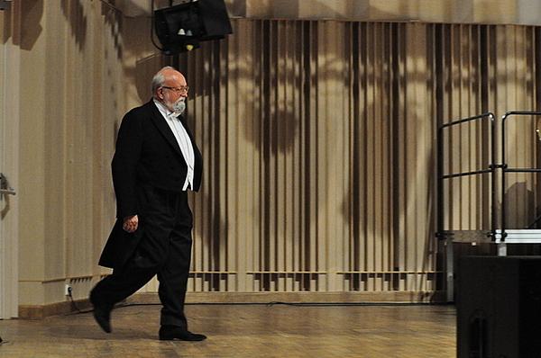 krzysztof penderecki wystapil w filharmonii gorz, zdjęcie 4/4