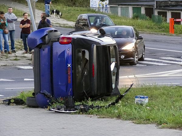 smart w konfrontacji z renault w oparach dymubr , zdjęcie 9/12