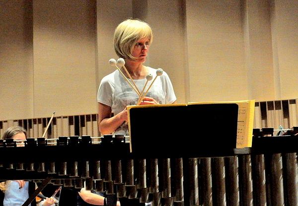 jutro zagra przesliczna marimbafonistka, zdjęcie 6/19