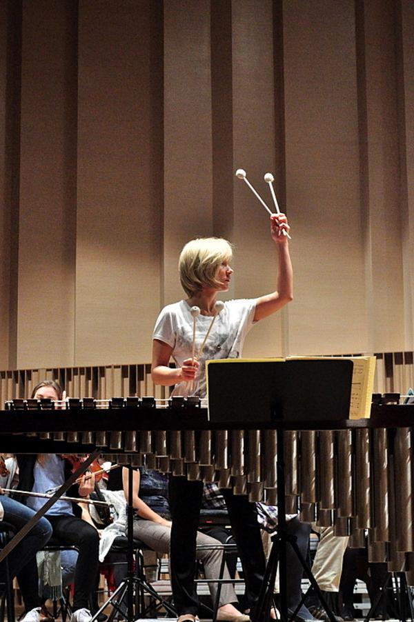 jutro zagra przesliczna marimbafonistka, zdjęcie 11/19