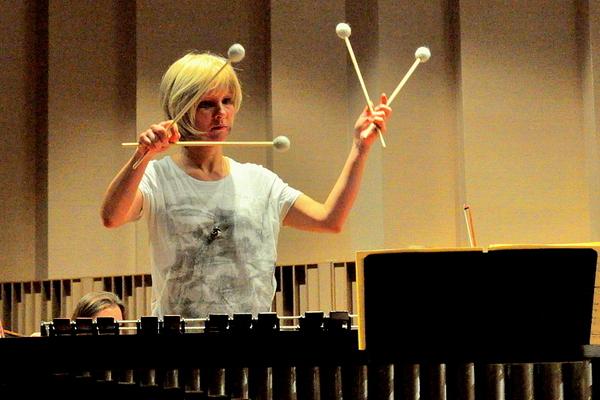 jutro zagra przesliczna marimbafonistka, zdjęcie 12/19