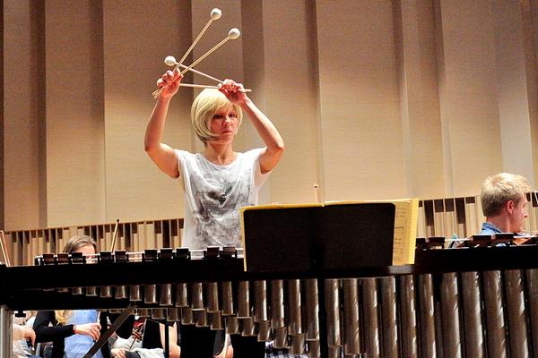 jutro zagra przesliczna marimbafonistka, zdjęcie 14/19