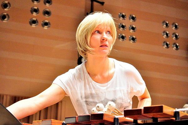 jutro zagra przesliczna marimbafonistka, zdjęcie 18/19