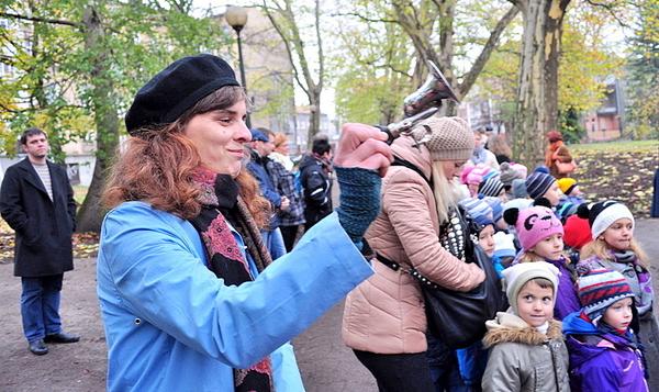 na urodziny gorzowskiej orkiestry detej kolorowa, zdjęcie 2/2