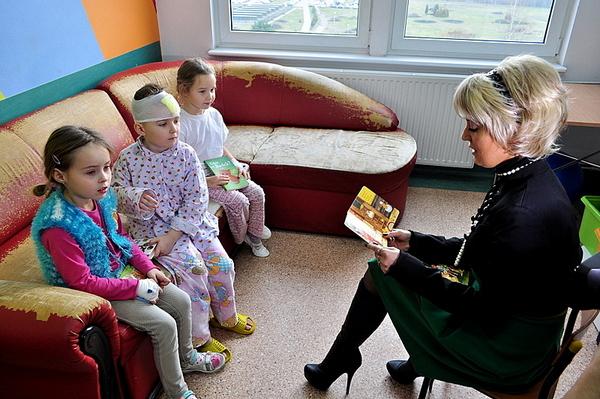 prezenty dla dzieci z kampanii zaczytani , zdjęcie 10/12