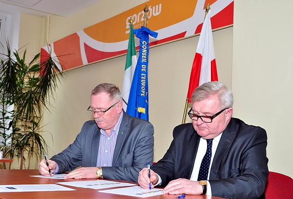 podpisali stanowisko w sprawie trasy rowerowej eur, zdjęcie 1/5