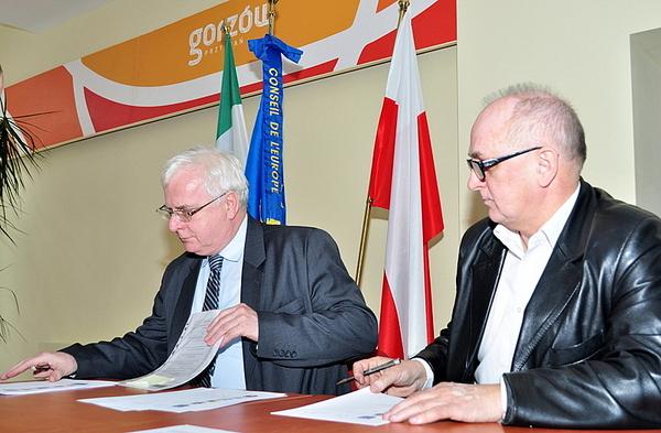 podpisali stanowisko w sprawie trasy rowerowej eur, zdjęcie 3/5