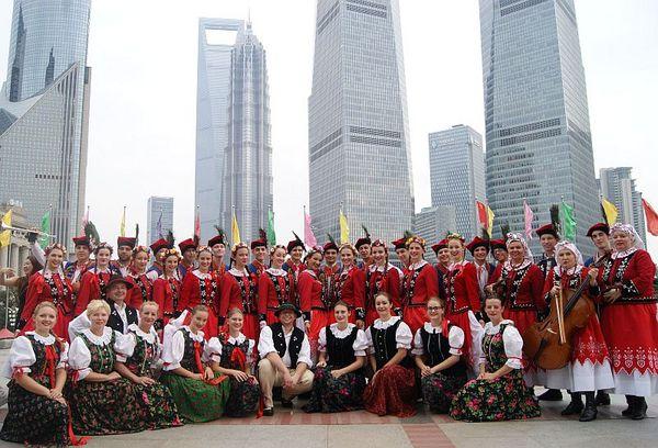 mali gorzowiacy spiewali w chinach, zdjęcie 1/2