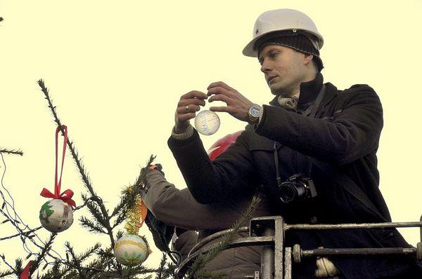 choinka z kotem mikolajem, zdjęcie 23/31