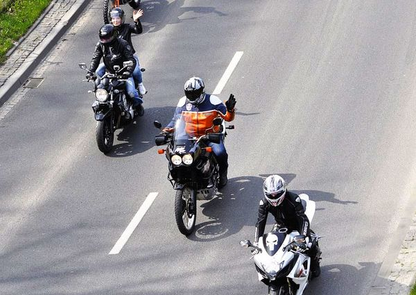 milosnicy motocykli jechali jechali jechali, zdjęcie 6/15