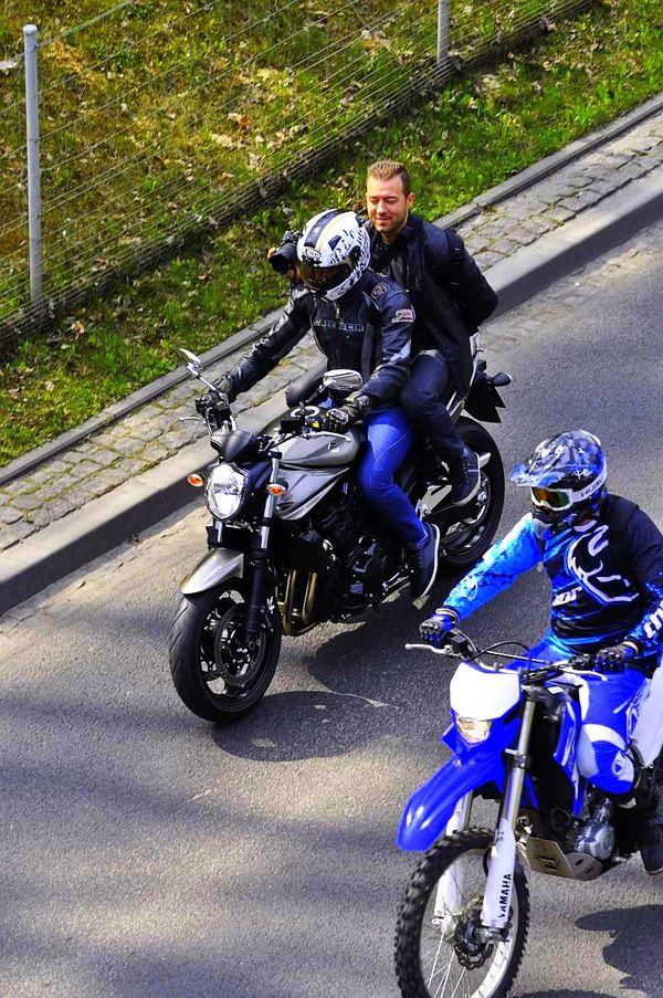 milosnicy motocykli jechali jechali jechali, zdjęcie 9/15