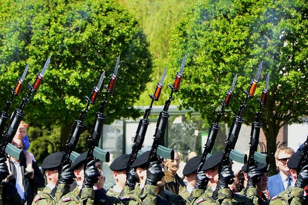 3 maja w gorzowie  uroczystosci oficjalne, zdjęcie 16/26