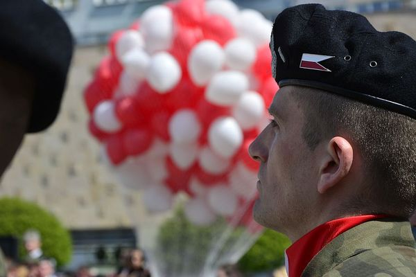 3 maja w gorzowie  uroczystosci oficjalne, zdjęcie 17/26