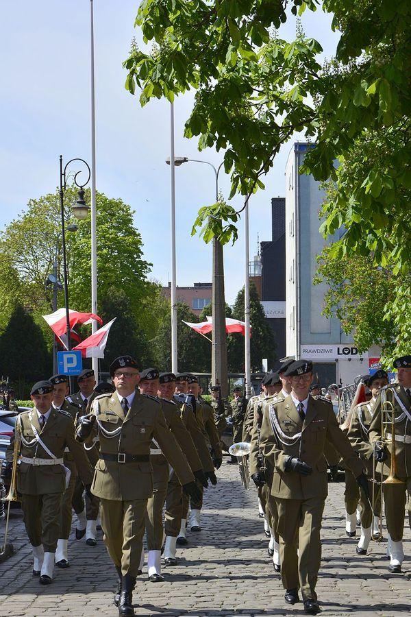 3 maja w gorzowie  uroczystosci oficjalne, zdjęcie 23/26
