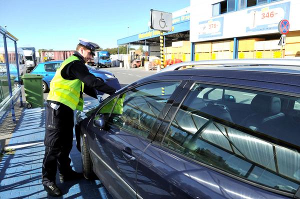 policjanci kontroluja a spoldzielnia gorczyn , zdjęcie 9/18