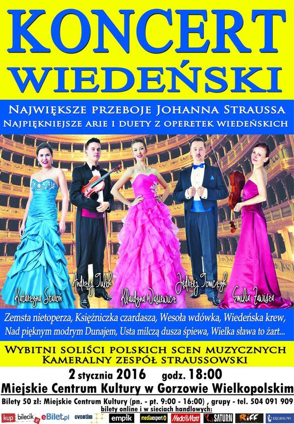 noworoczny koncert wiedenski w gorzowie, zdjęcie 1/1