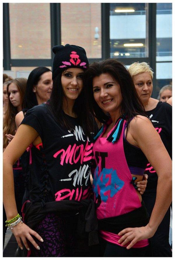 tancem pokazaly sprzeciw wobec przemocy, zdjęcie 6/40