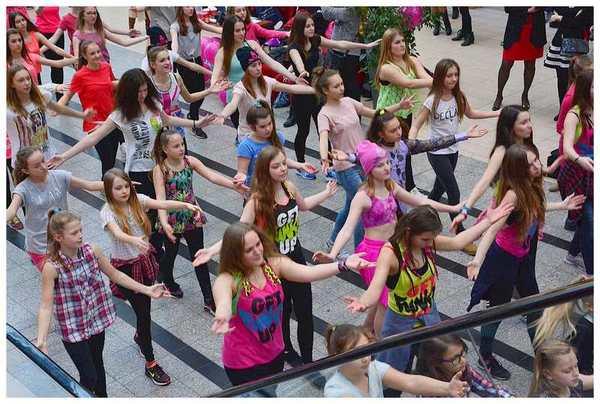 tancem pokazaly sprzeciw wobec przemocy, zdjęcie 18/40