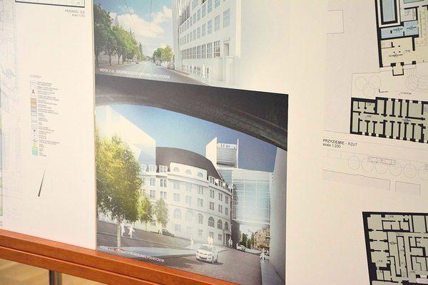 poznaniacy zaprojektowali nowy magistrat w gorzowi, zdjęcie 7/30