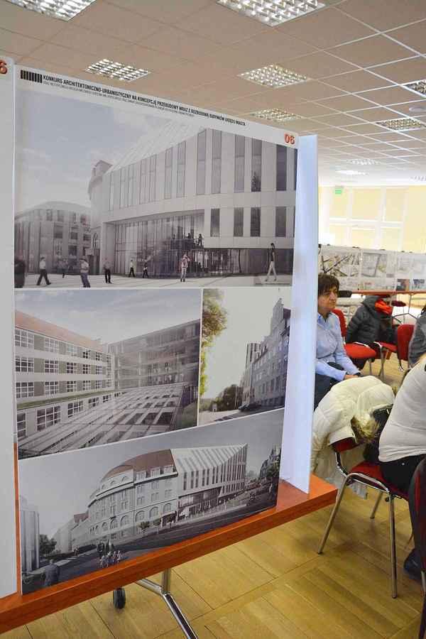 poznaniacy zaprojektowali nowy magistrat w gorzowi, zdjęcie 9/30