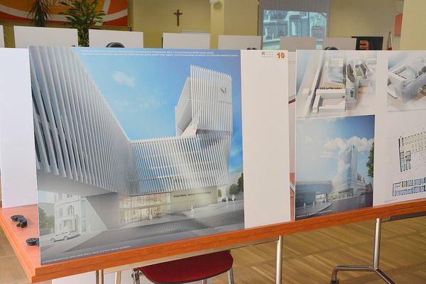 poznaniacy zaprojektowali nowy magistrat w gorzowi, zdjęcie 11/30