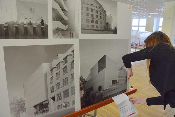 poznaniacy zaprojektowali nowy magistrat w gorzowi, zdjęcie 16/30