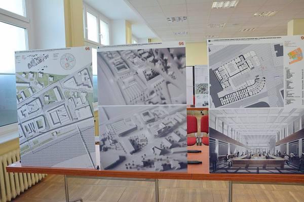 poznaniacy zaprojektowali nowy magistrat w gorzowi, zdjęcie 23/30