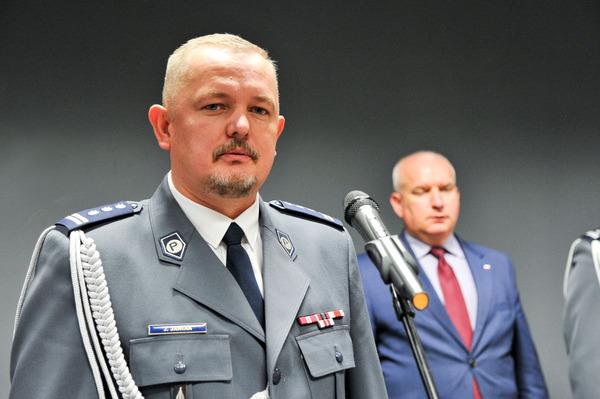 komendant wojewodzki wyroznil lubuskich policj, zdjęcie 3/18
