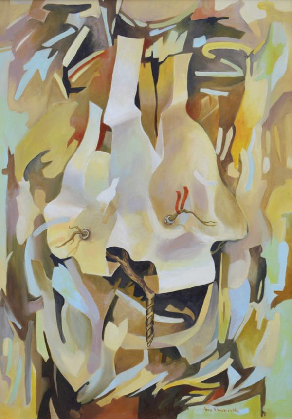 drzewo  os swiata w spichlerzu, zdjęcie 2/7