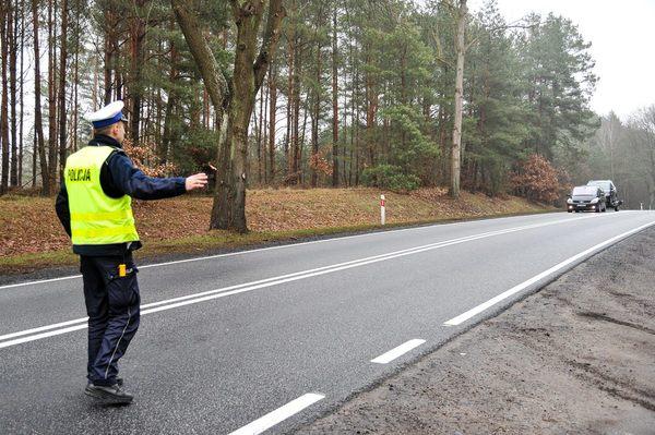 uwaga wiecej kierowcow i wiecej policjantow n, zdjęcie 1/12