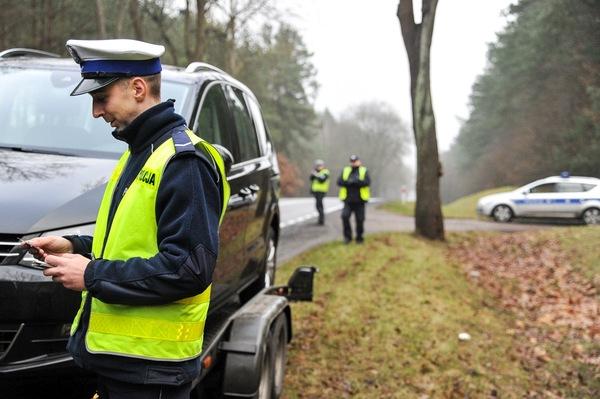 uwaga wiecej kierowcow i wiecej policjantow n, zdjęcie 2/12