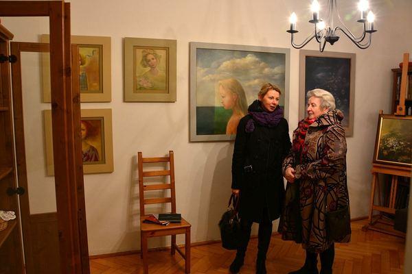 galeria w mieszkaniu , zdjęcie 2/41