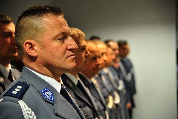 od nowego roku w policyjnym mundurze, zdjęcie 16/30