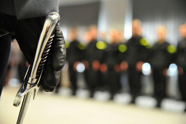 od nowego roku w policyjnym mundurze, zdjęcie 18/30