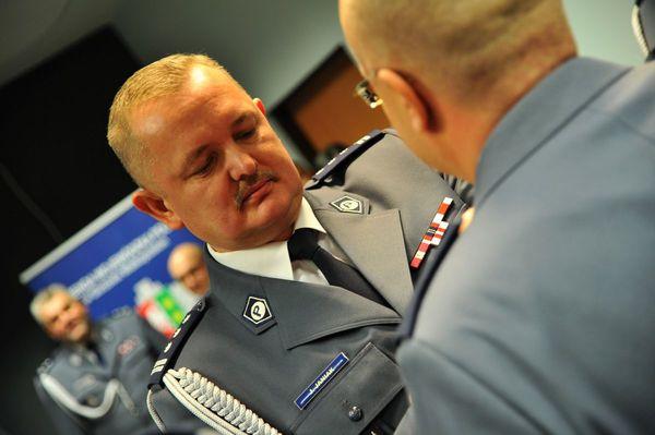 od nowego roku w policyjnym mundurze, zdjęcie 26/30