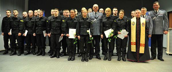 od nowego roku w policyjnym mundurze, zdjęcie 28/30