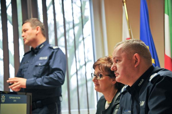 policja podsumowala swoje dzialania w 2016 , zdjęcie 20/24