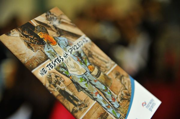 przeciw handlowi ludzmi, zdjęcie 10/19