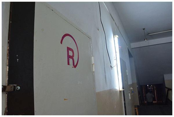 martwa sikorka symbolem zamknietego szpitala , zdjęcie 9/24
