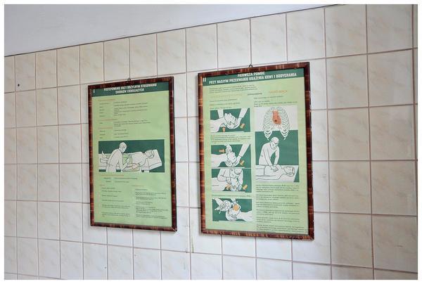 martwa sikorka symbolem zamknietego szpitala , zdjęcie 24/24