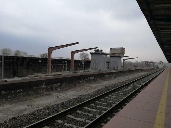 dziwna trasa z dworca do przystanku gorzow wscho, zdjęcie 1/17