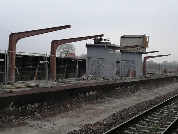 dziwna trasa z dworca do przystanku gorzow wscho, zdjęcie 4/17