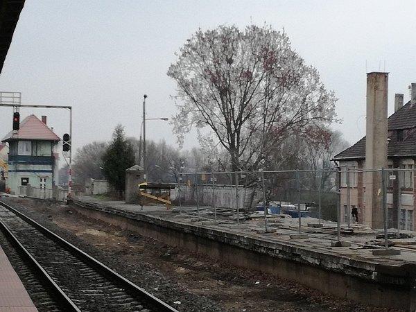 dziwna trasa z dworca do przystanku gorzow wscho, zdjęcie 7/17