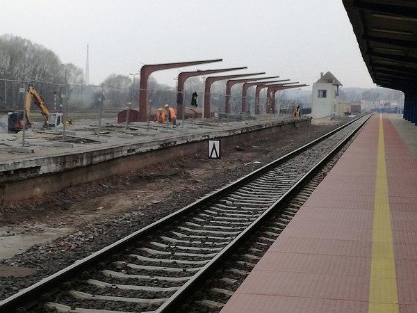 dziwna trasa z dworca do przystanku gorzow wscho, zdjęcie 12/17